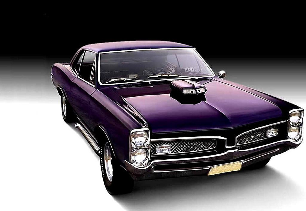 1967 Pontiac GTO....someday, I want to buy this for my husband ...