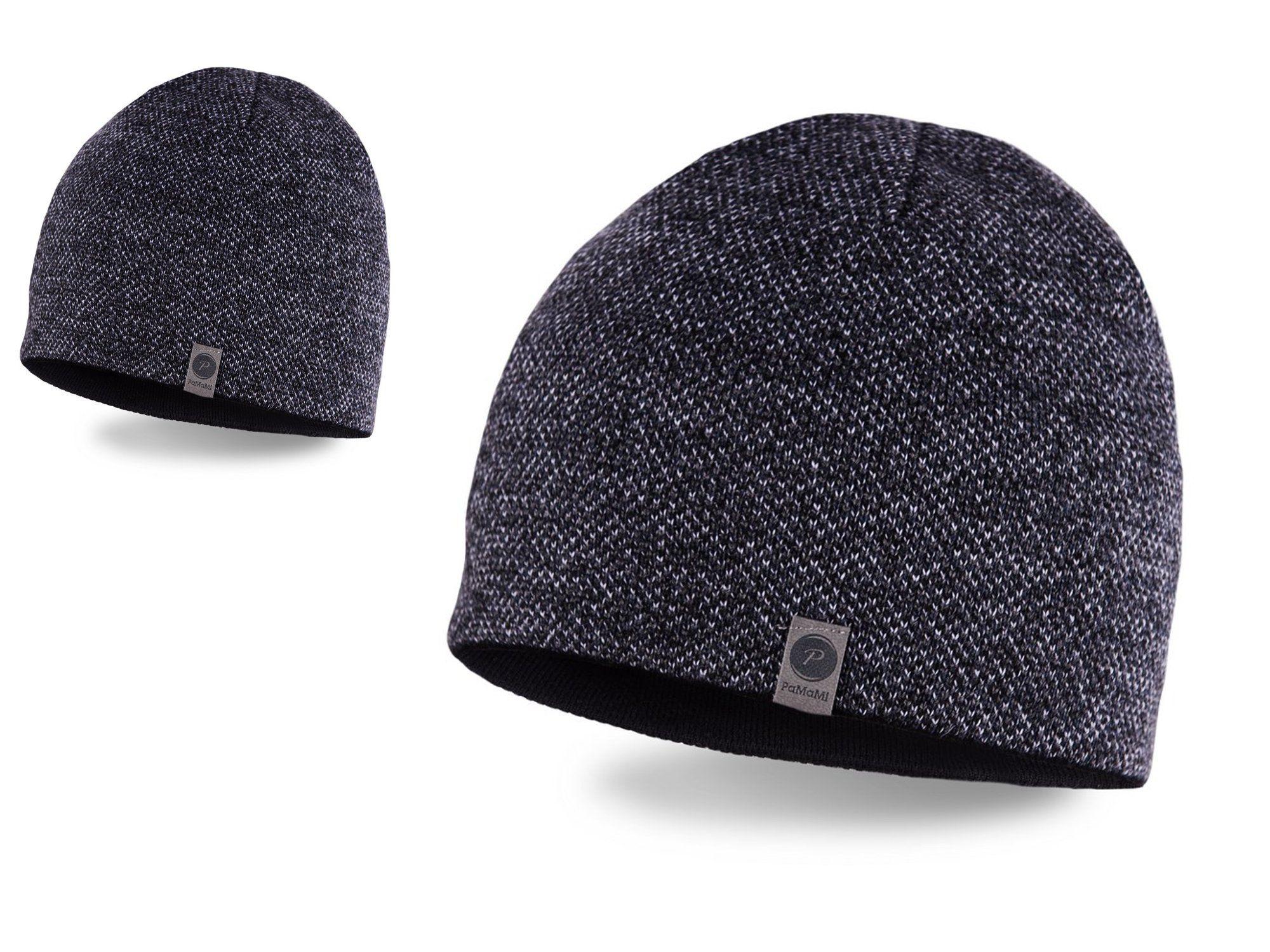 Meska Czapka Zimowa Ciepla Melanzowa Jakosc 005 2 6994950883 Oficjalne Archiwum Allegro Beanie Fashion Hats