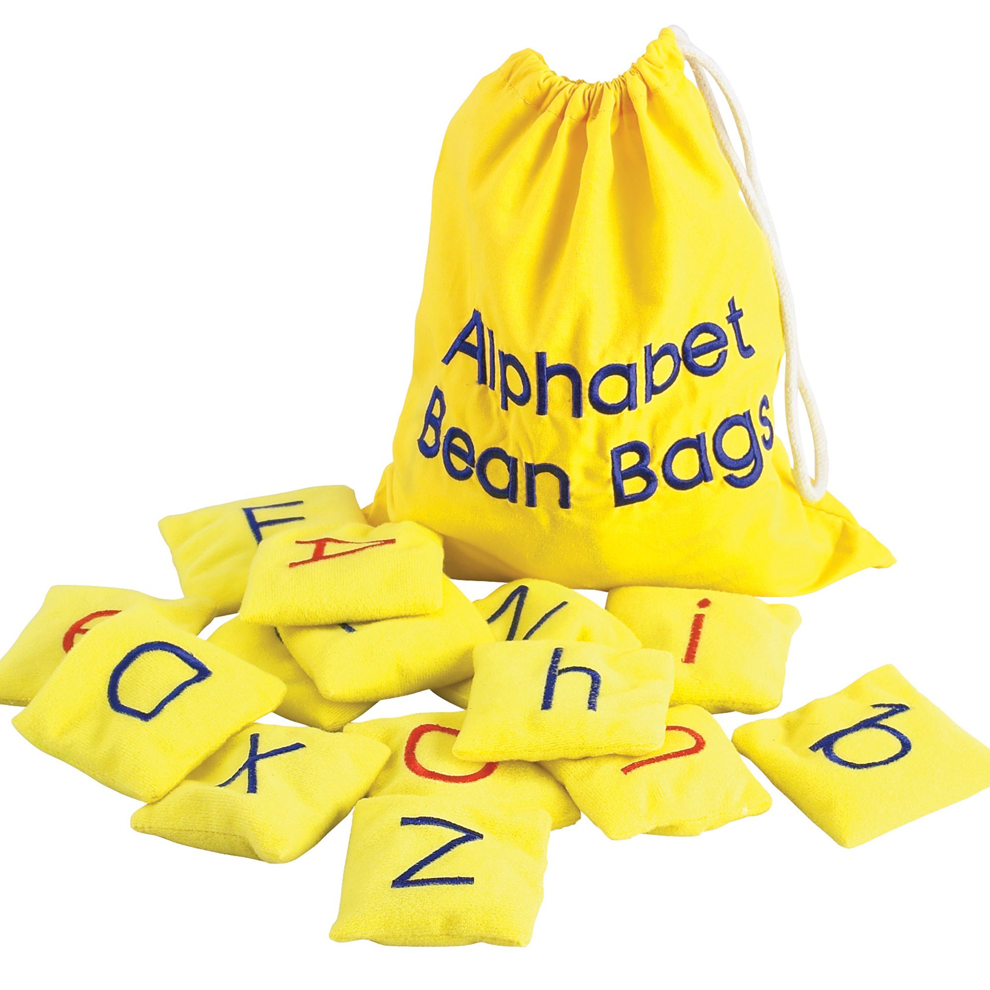 Educational Insights Alphabet Bean Bags Alphabet games