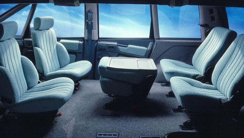 Intérieur Renault Espace.   Production Interiors   Pinterest   Cars ...