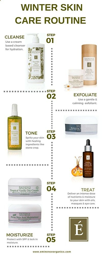 The Winter Skin Care Routine That Will Save Your Dull Complexion | Eminence Organic Skin Care