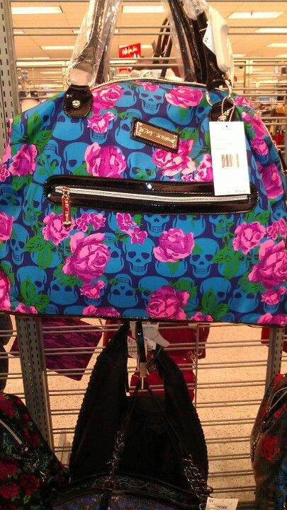 Cute Betsy Johnson Bag That I Saw In Ross Great Overnight 50