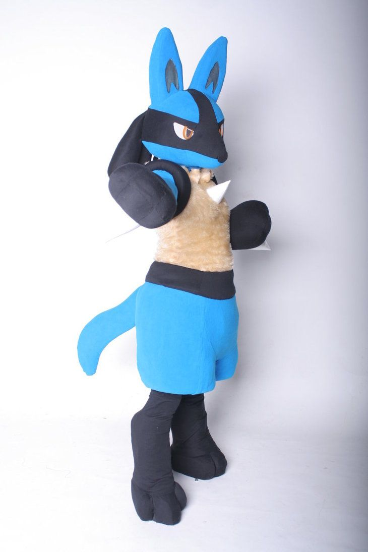 lucario cosplay costumes pinterest