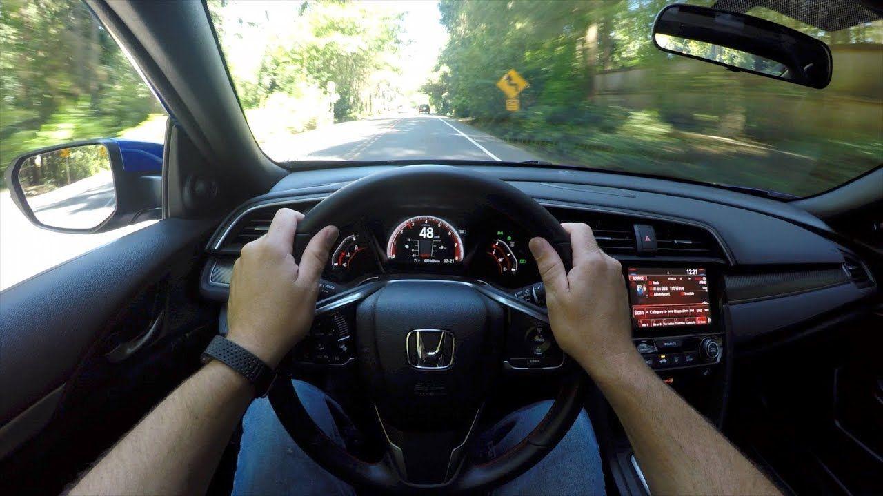2017 Honda Civic Si Review Honda civic si, Honda civic