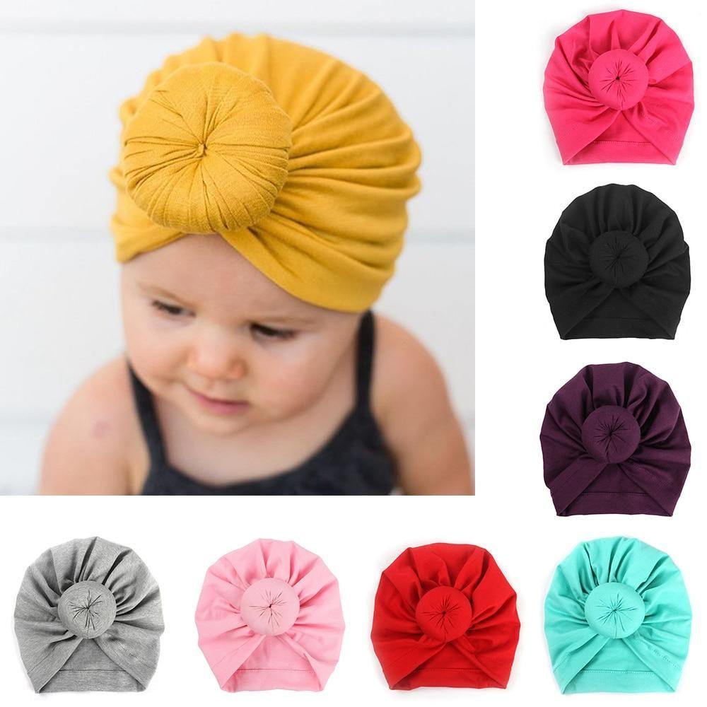 Baby Winter Ear Warm Headband Crochet Soft Head Wrap Kid Casual Hair Accessories