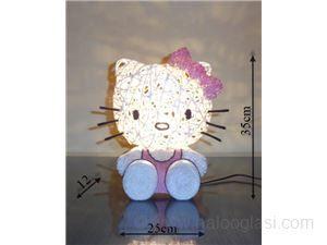 hello kitty lampa