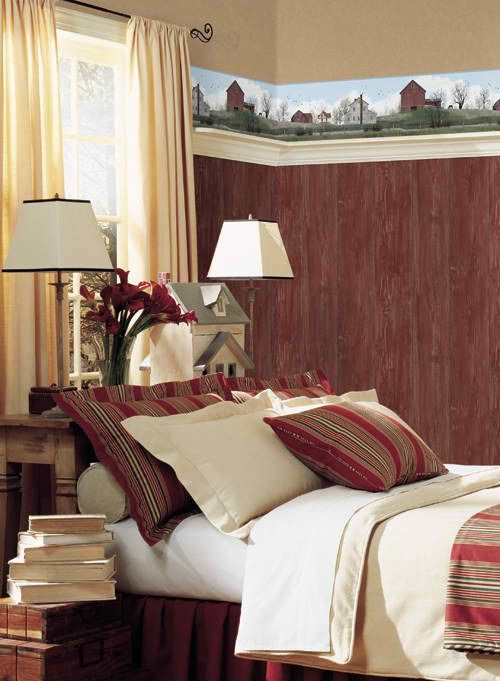 interior place burgundy wood wallpaper for the kid 39 s room border portfolio