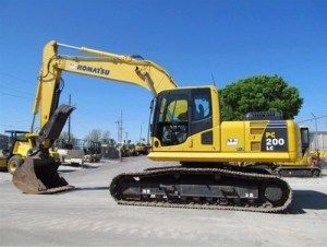 Komatsu PC200-8 shop Manual & operation Pdf Manual
