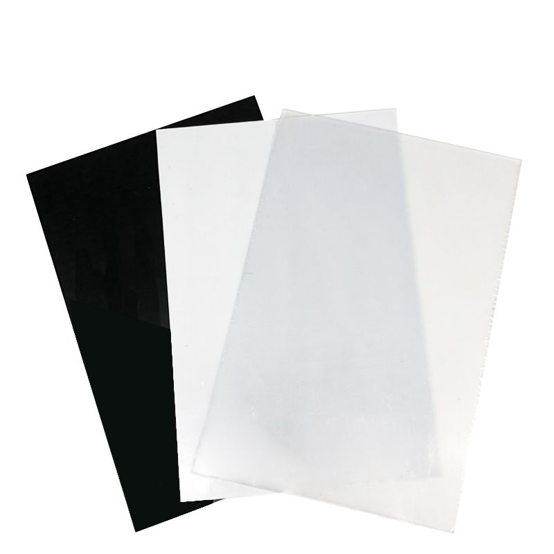 Black White Clear Abs Plastic Board Model Solid Flat Sheet For Sand Table Model Making 200x300mm 1mm 2mm 3mm 5mm Thicknes Sand Table Plastic Board Model Making