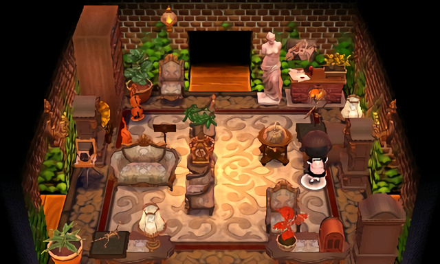 Pleasing Living Room Ideas Acnl Most Post Your Design Idea Themes
