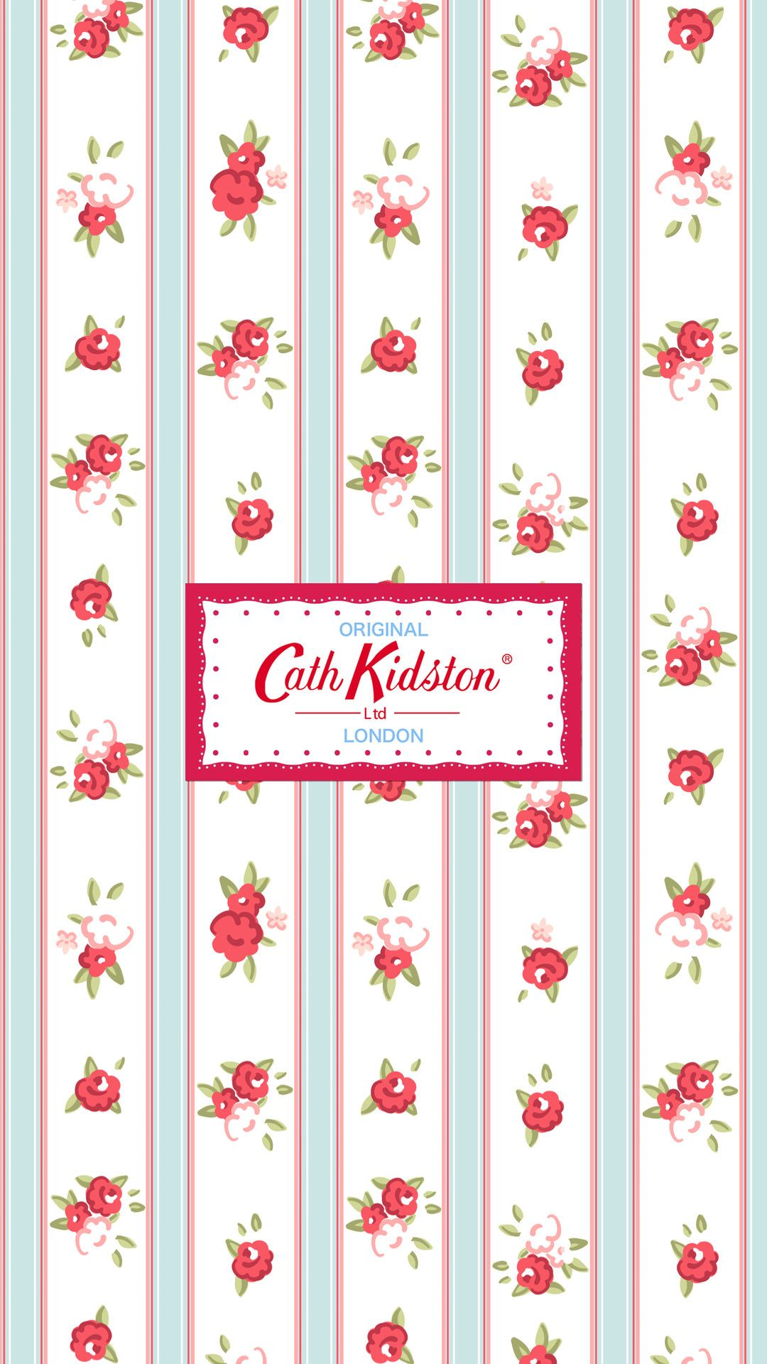 Chanelchanel Cath Kidston Wallpaper Pattern Wallpaper