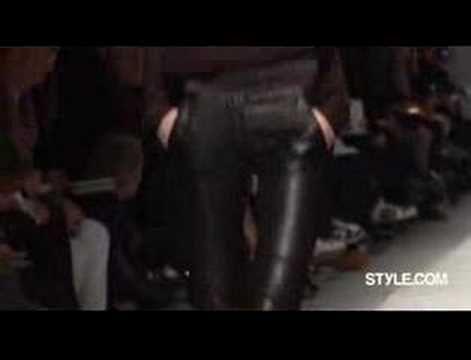 Givenchy: Fall 2008