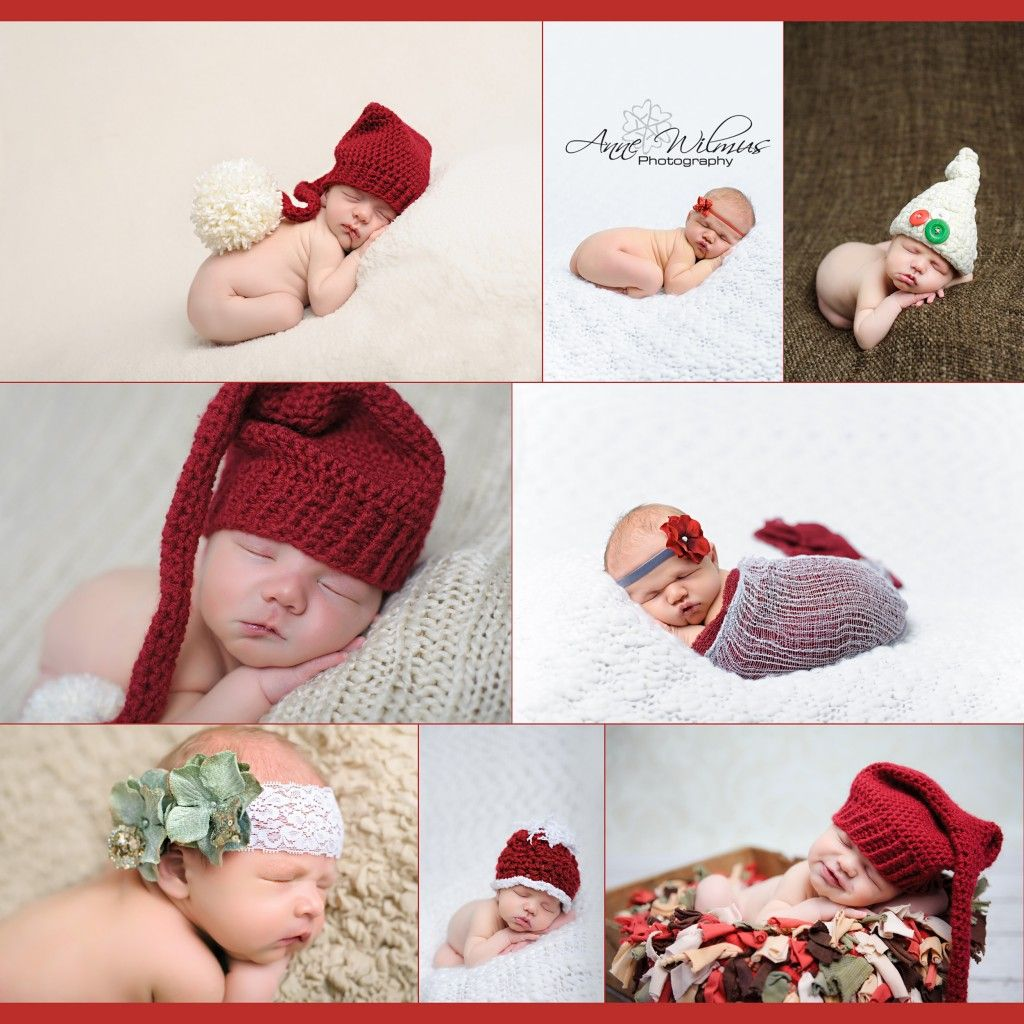 c177f07ec Christmas photo ideas for newborn babies