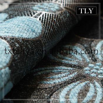 United Arab Emirates Jacquard chenille sofa fabric
