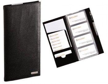 Rolodex Business Card Book • Top College Graduation Gifts for Guys http://vividgiftideas.com/2014/03/10/college-graduation-gifts-for-guys/