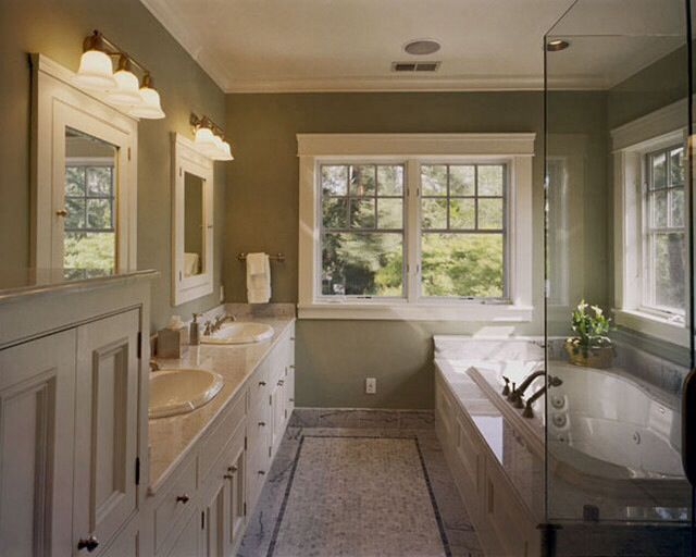 Home Architec Ideas Arts And Crafts Bathroom Design
