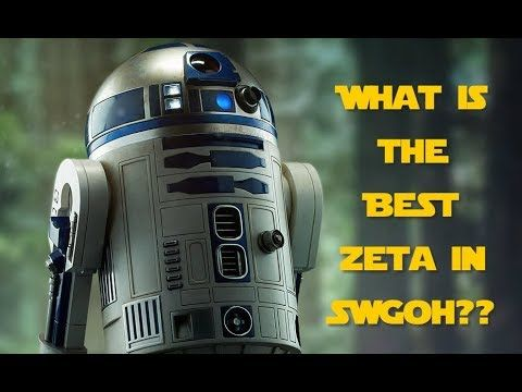 Is R2-D2 The Real Meta??? Is Number Crunch the Best Zeta