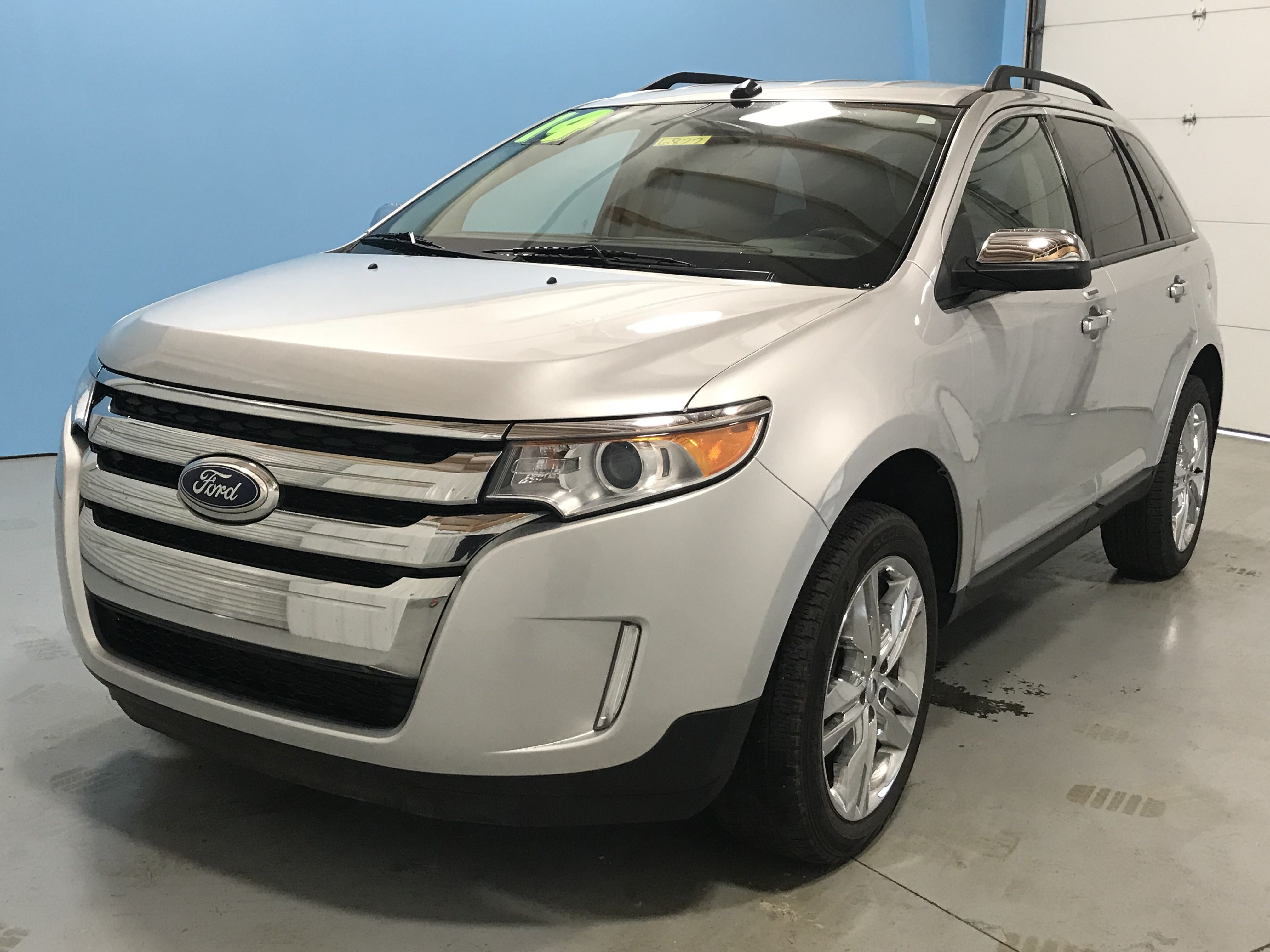 Ford Edge Sel Suv V Ti Vct One Owner