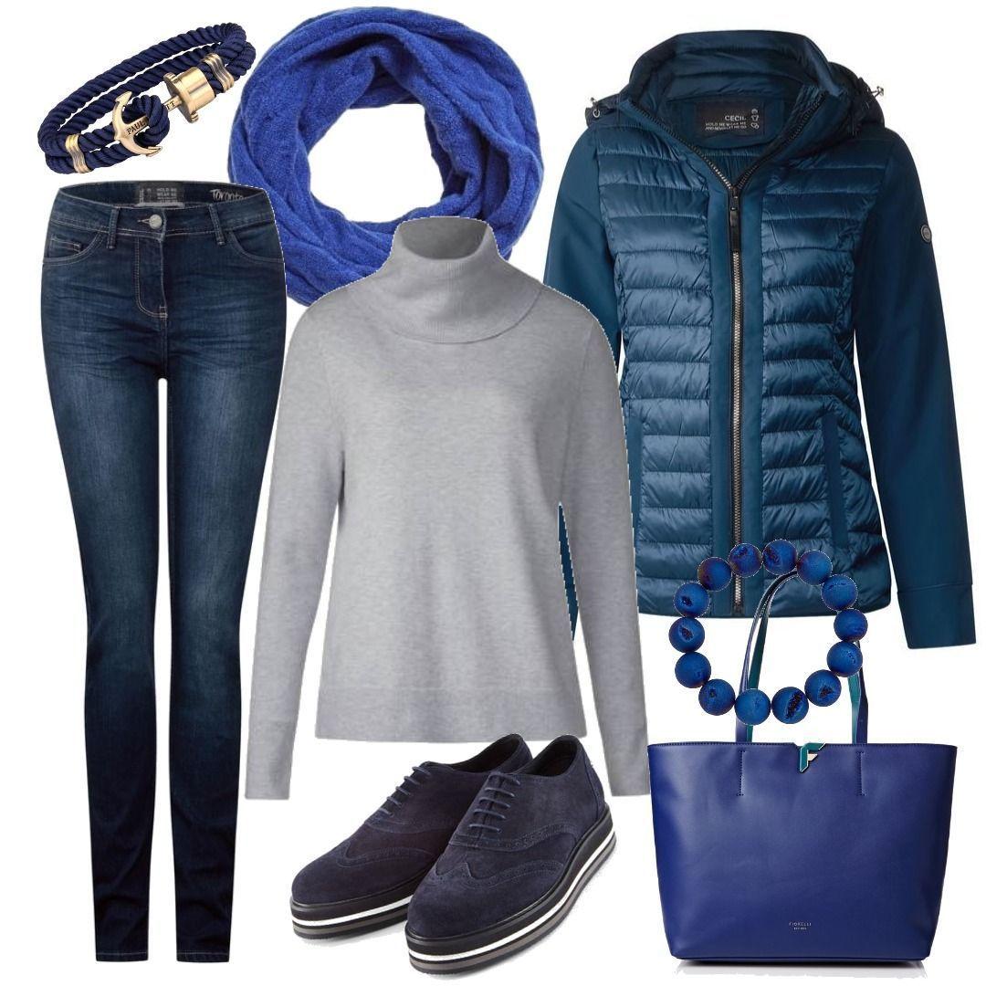 CECIL Softshell Mat Mix Jacke für Damen zum Nachshoppen auf