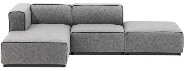Modular Sofas Carmo Sofa With Lounging And Resting Unit Living Room Sofa Design Sofa Lounge Design