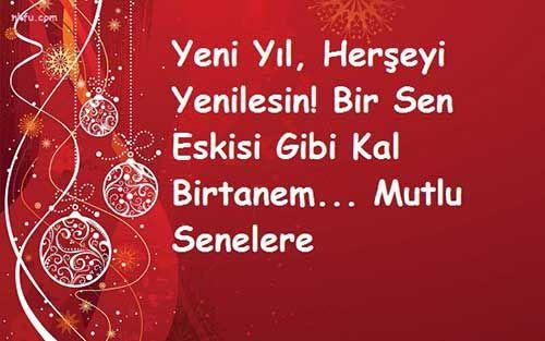 Resimli Yeni Yil Mesajlari Noel Dilekleri Yilbasi Dilekleri Noel Kutlamalari