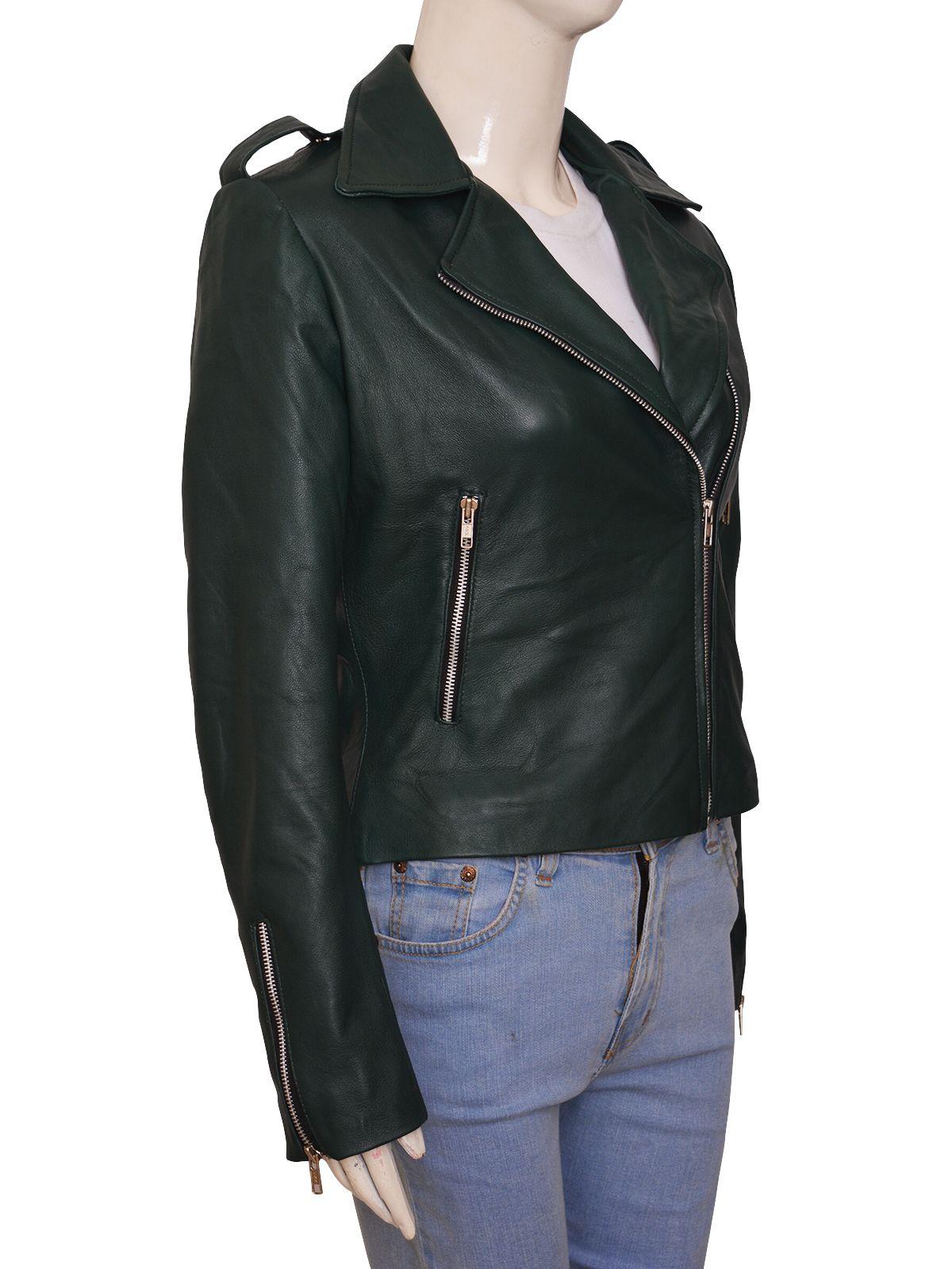 Pine Green Super Cool Leather Jacket Women Jackets Mauvetree Leather Jackets Women Leather Jacket Jackets For Women [ 1600 x 1200 Pixel ]