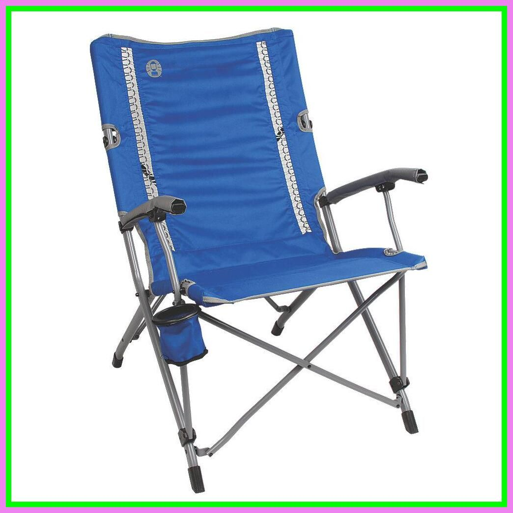 camping club chair with ottoman