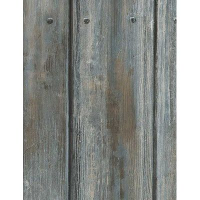 Andrew Martin Timber Distressed Wood Panelling 33 X 27 Wallpaper