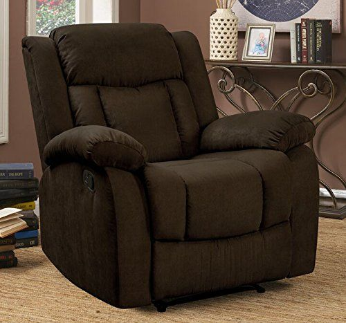 Pearington Keansburg Microfiber Living Room Recliner Chair Unique Living Room Recliners Design Ideas
