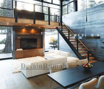 gambar rumah satu lantai menjadi dua lantai 23 | desain