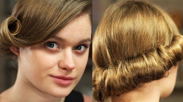 40's style hair - Cerca con Google
