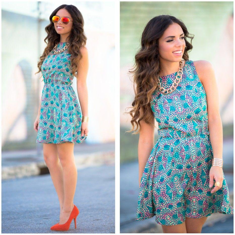 Lindos vestidos de verao