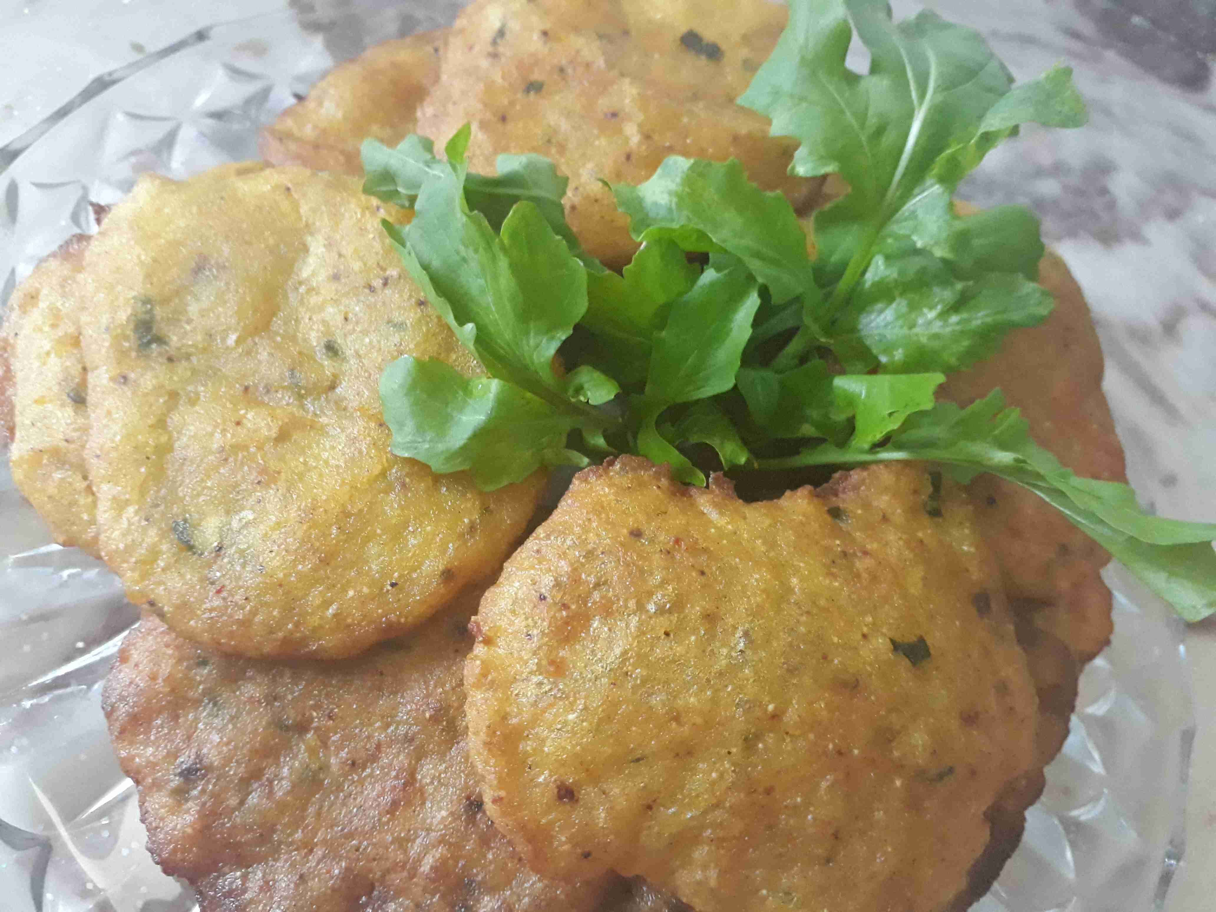 أقراص البطاطا ع الطريقة الهندية لا تقاوم ملكة المقبلات زاكي Food Food And Drink Indian Food Recipes