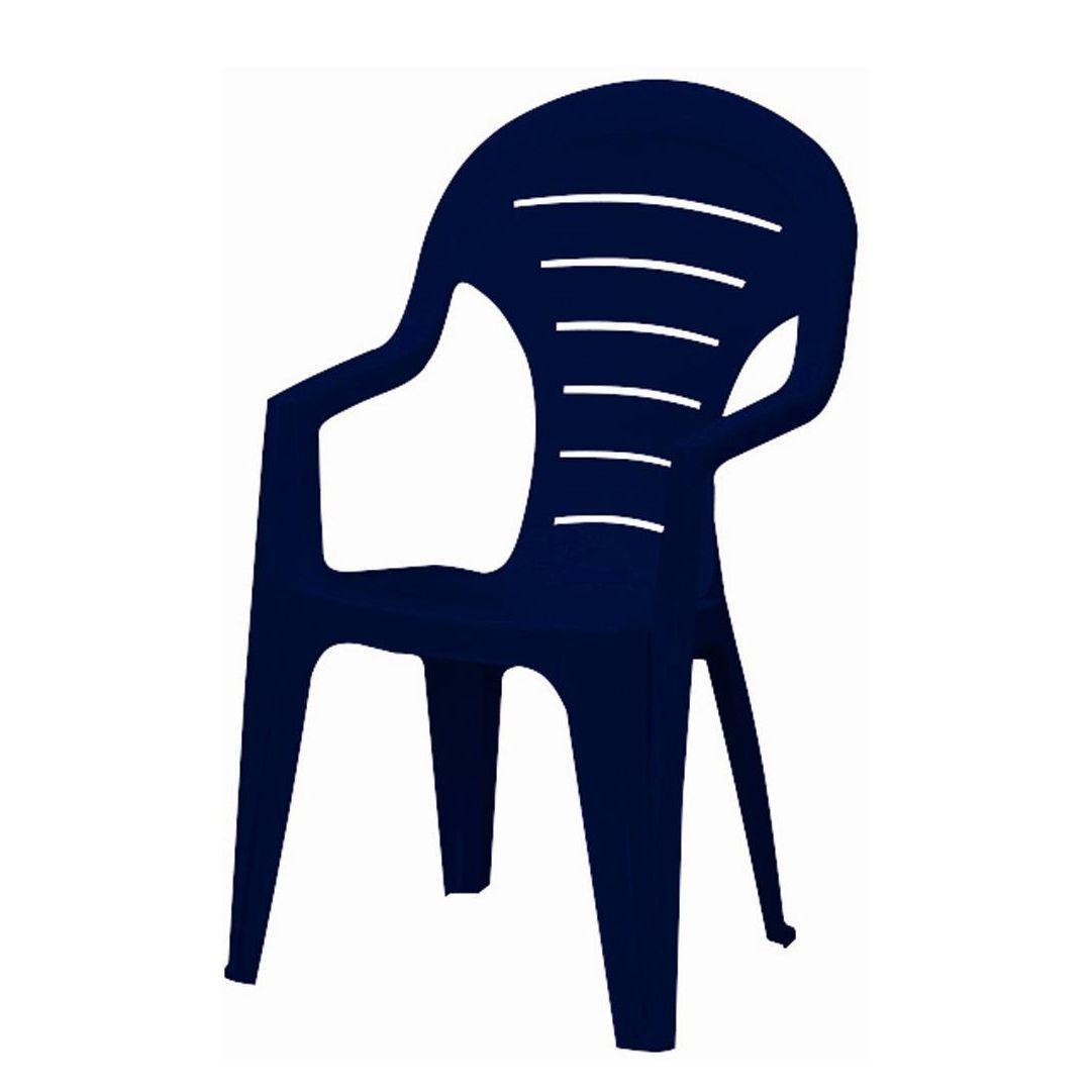 Stapelstuhl Bonaire - Kunststoff - Blau, Jardin Jetzt bestellen ...