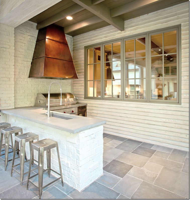 9 Must Have Outdoor Kitchens: Fabulous Outdoor Kitchen- A MUST Do If You Have The Space