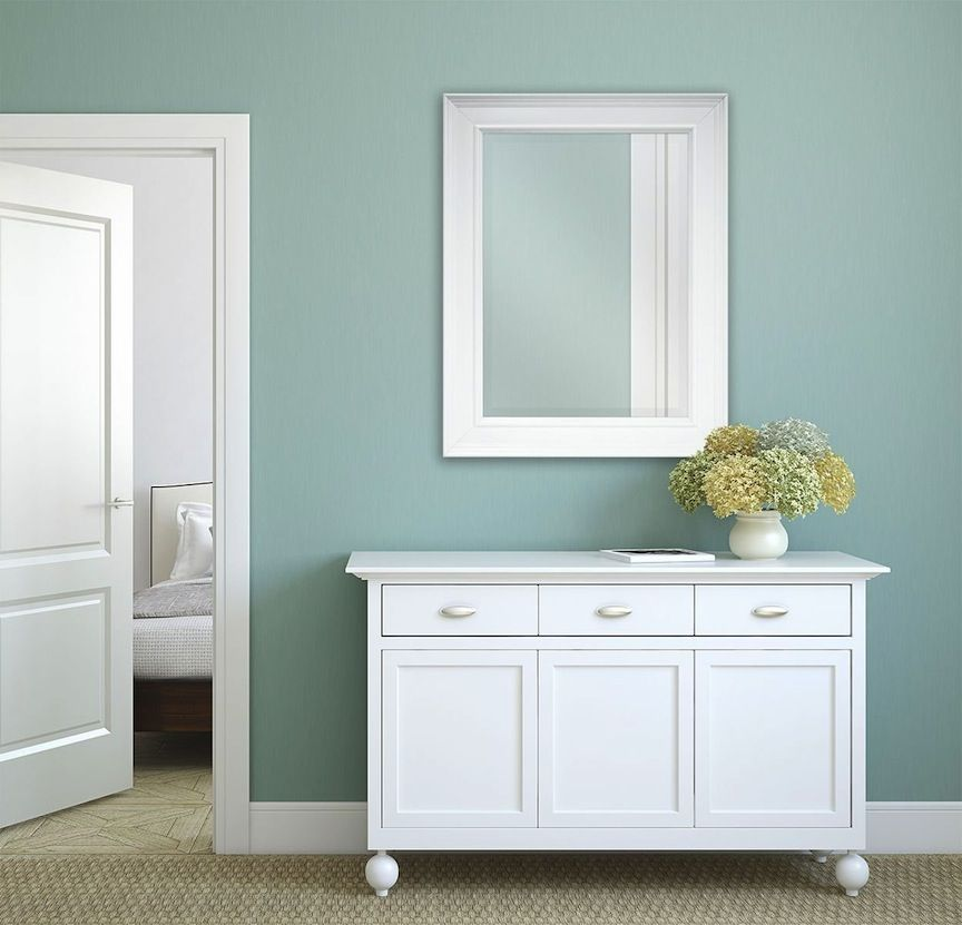 Beveled Rectangular Wall Mirror http://www.ebay.com/itm/Beveled ...