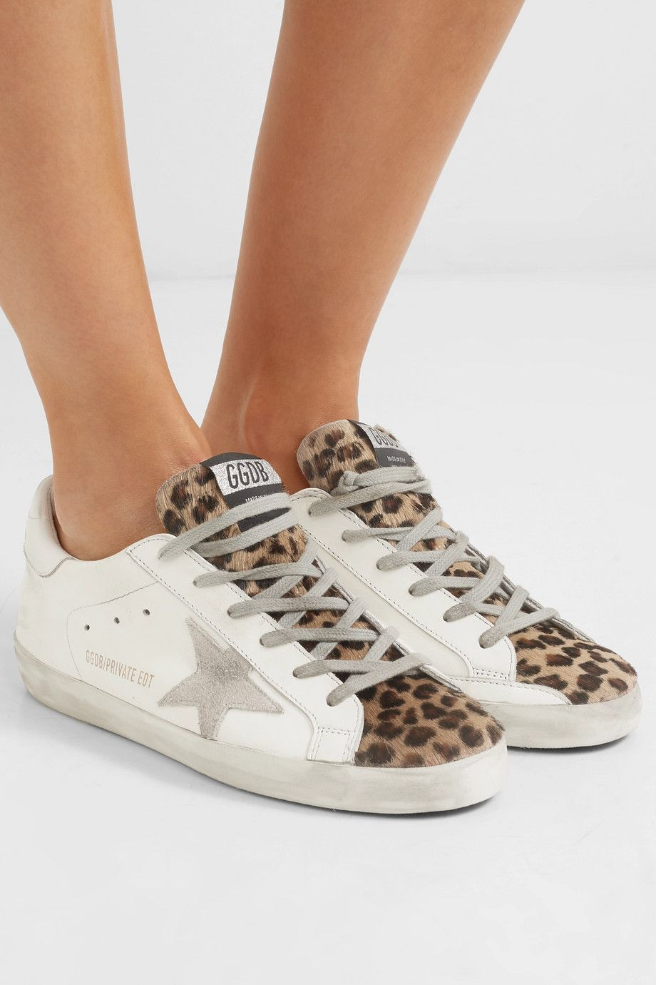 Sneakers, Golden goose shoes, Leather \u0026