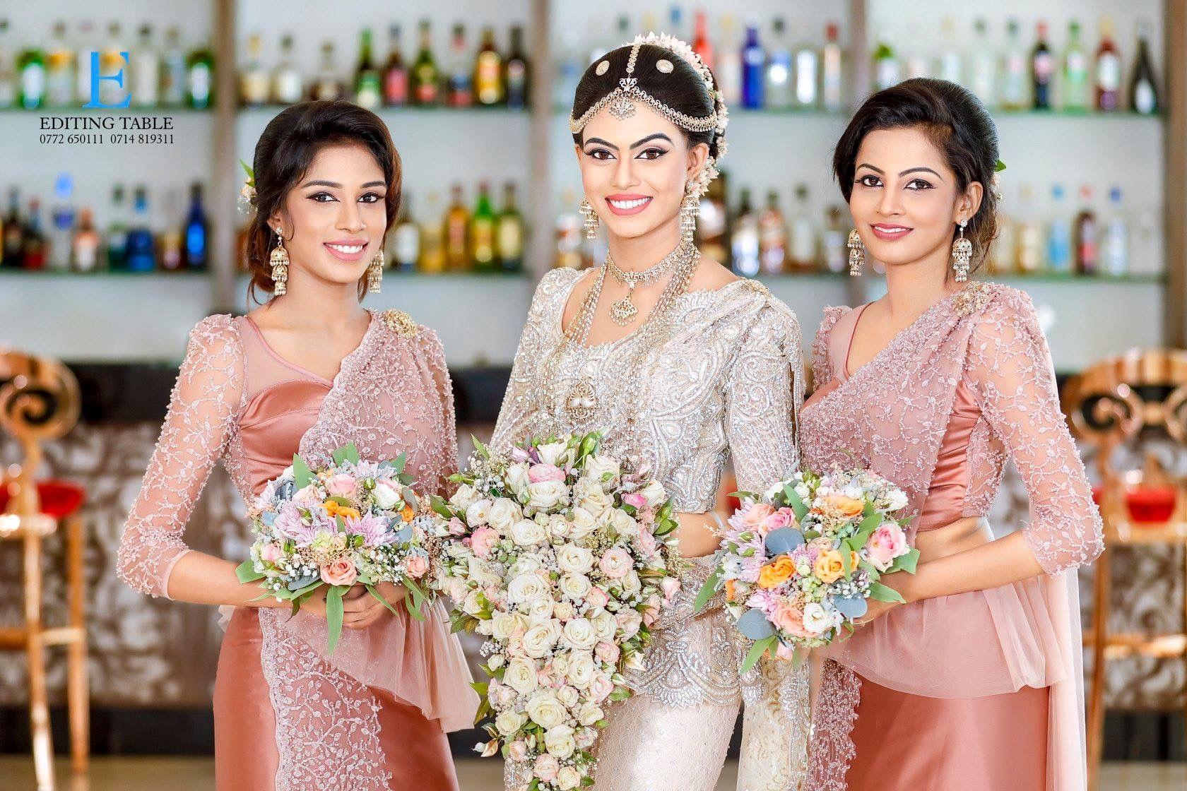 wedding bridesmaid dresses sri lanka