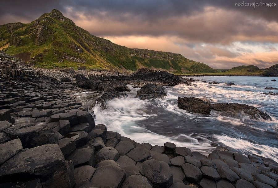 Giants Causeway - County Antrim, Ireland