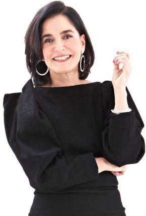 """Glorinha Kalil ministra a palestra """"Breve História da Moda no Brasil"""" nessa quinta-feira (15/10), às 16h30, no Centro Universitário Maria Antonia, em São Paulo...."""