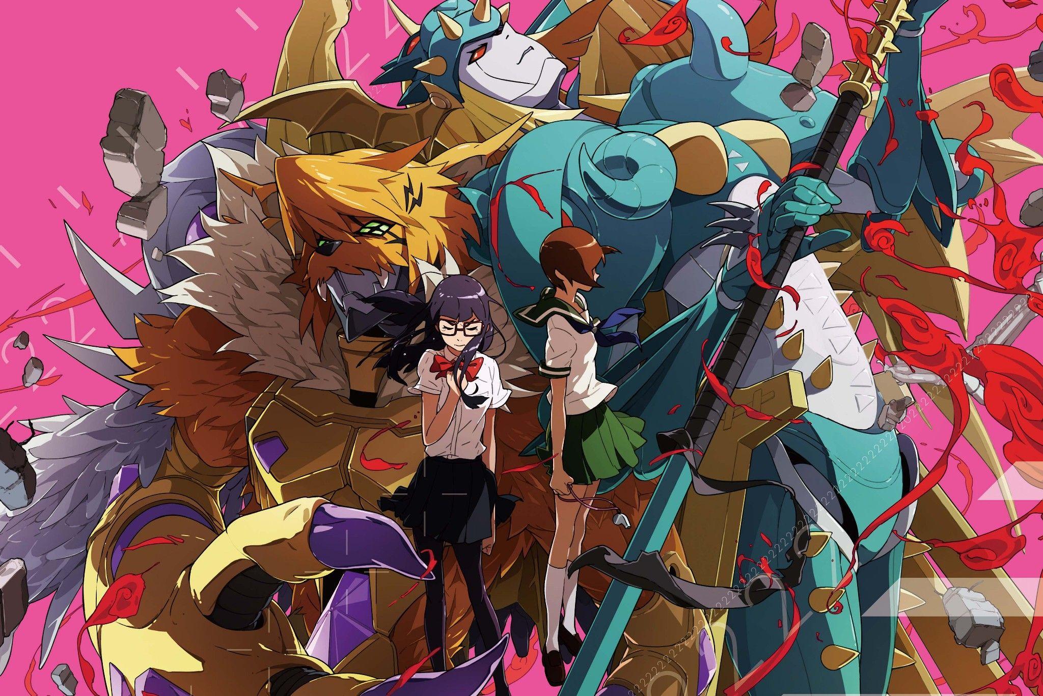 Un nouveau trailer pour le film Digimon Adventure Tri