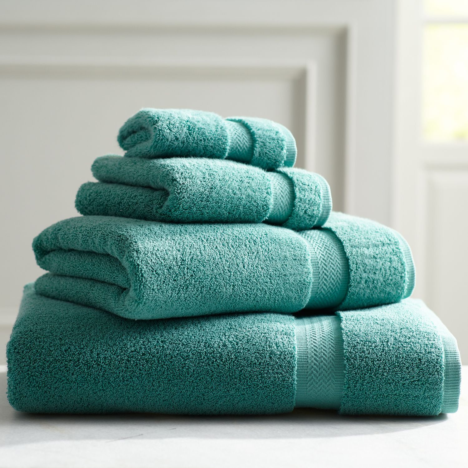 Indulgence Turquoise Washcloth Turquoise Hand And Hand Towels - Turquoise bath towels for small bathroom ideas