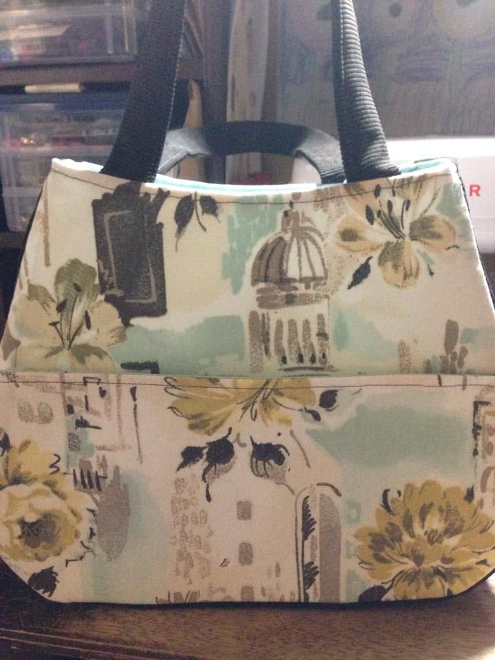 Ethel Tote Bag - Swoon Sewing Patterns | Projects to Try | Pinterest ...