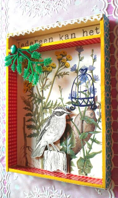 Mme nosenose loves mail: Bird snailmail
