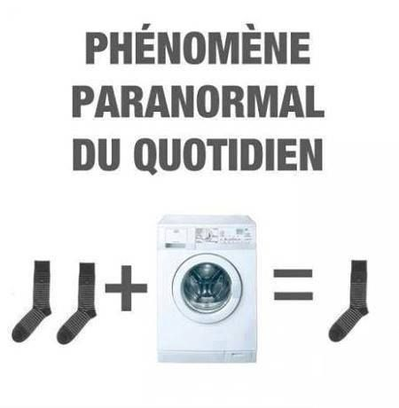 paranormal humour