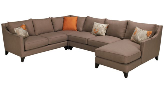 Jonathan Louis 4 Piece Sectional Sectionals For Sale