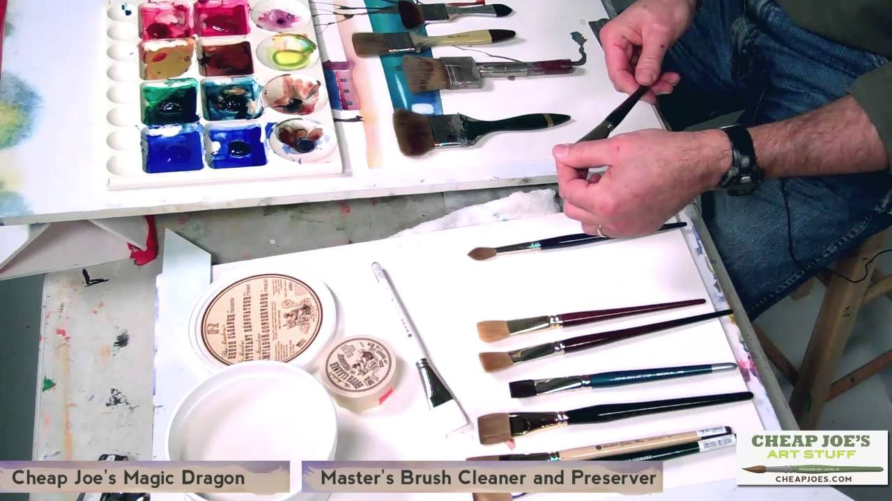 All About Brushes With Wes Waugh - Part 3