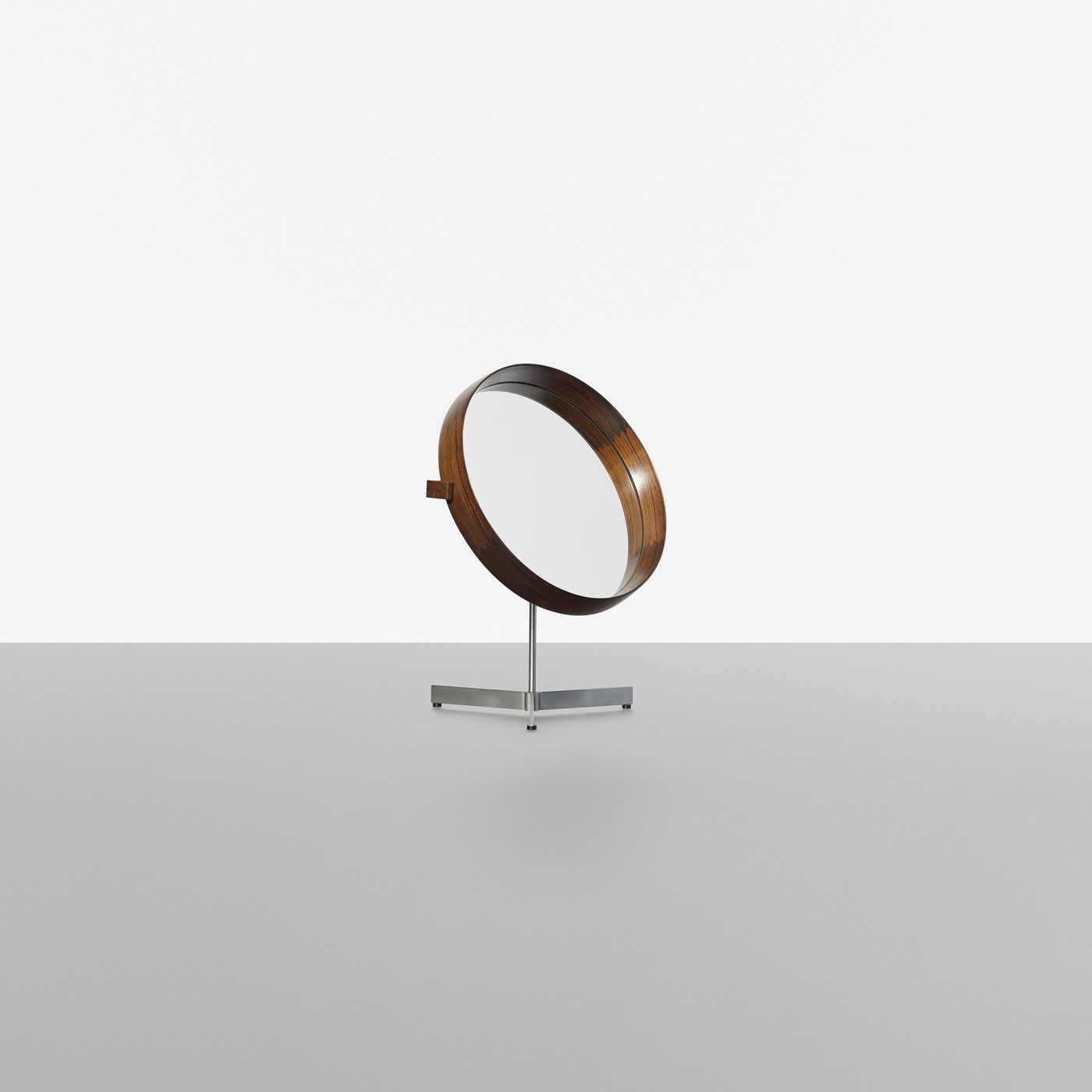 170: Uno and Östen Kristiansson / table mirror < Scandinavian Design, 5 November 2015 < Auctions   Wright