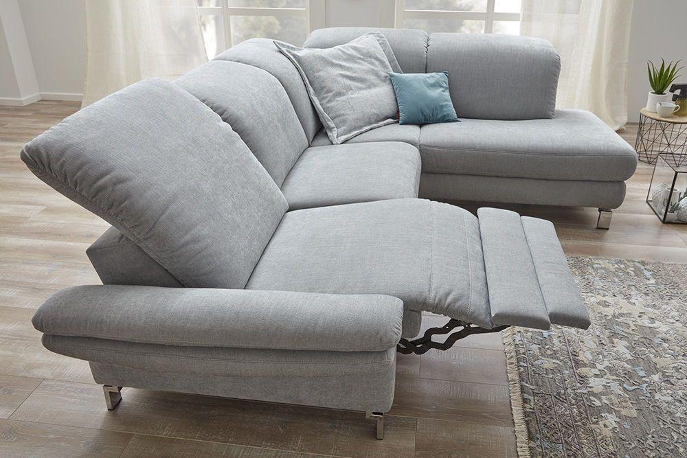 Ihr Wunscht Euch Eine Sitzgelegenheit Bei Der Ihr Eure Beine Hochlegen Und Entspannen Konnt Aber Sofa Mit Relaxfunktion Sofa Design Wohnzimmer Ideen Wohnung