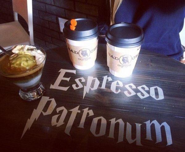 Abre el #café de #HarryPotter: bebidas con sabor a magia #cafetería